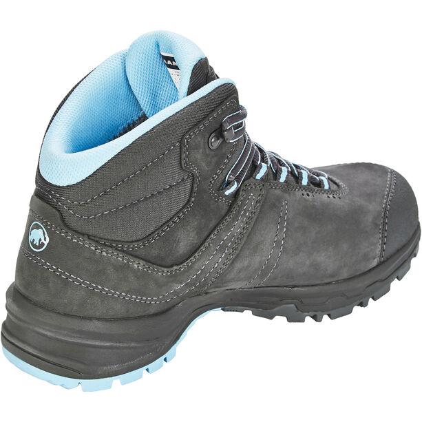 Mammut Nova III Mid GTX Shoes Dam graphite-whisper