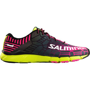 Salming Speed 6 Shoes Dam fluo pink/flou yellow fluo pink/flou yellow