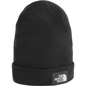 The North Face Worker Recycled Beanie TNF Black/TNF White TNF Black/TNF White