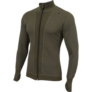 Aclima HotWool 230G/M2 Light Jacket Olive Night Olive Night