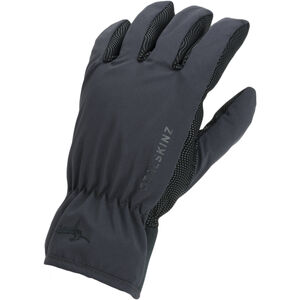 Sealskinz Waterproof All Weather Lightweight Gloves Dam Black Black