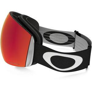 Oakley Flight Deck Snow Goggles Herr matte black w/ prizm torch iridium matte black w/ prizm torch iridium