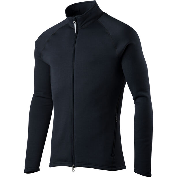 Houdini Outright Fleece Jacket Herr rock black