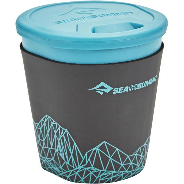 Sea to Summit Delta Light Insulated Mug pacific blue