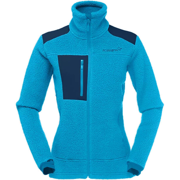 Norrøna Trollveggen Thermal Pro Jacket Dam blue moon