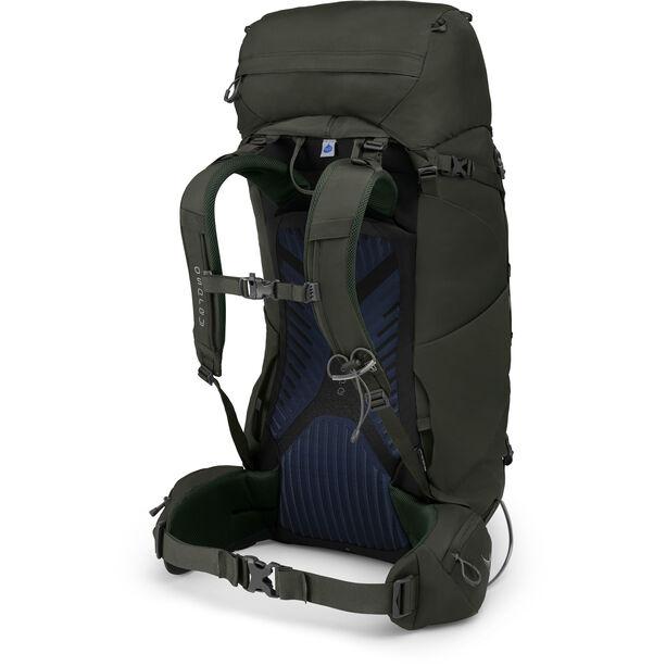 Osprey Kestrel 58 Backpack Herr picholine green