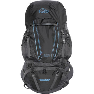 Lowe Alpine Diran Backpack ND60:70 Dam anthracite anthracite