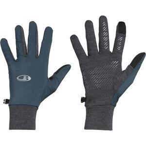 Icebreaker Tech Trainer Hybrid Gloves nightfall/jet heather nightfall/jet heather
