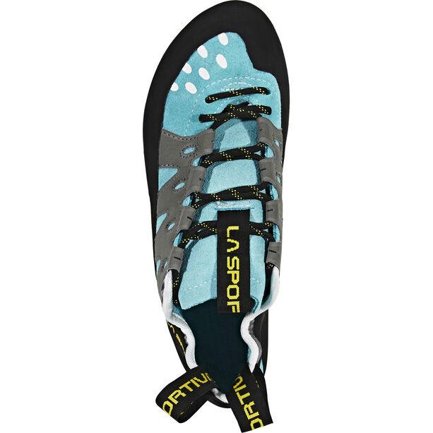 La Sportiva Tarantulace Climbing Shoes Dam turquoise