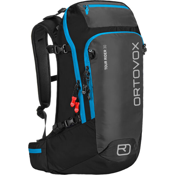 Ortovox Tour Rider 30 Backpack black anthracite