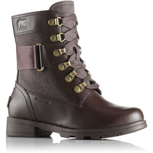 Sorel Emelie Conquest Boots Barn cattail/cattail cattail/cattail