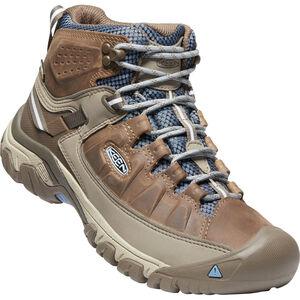 Keen Targhee III WP Mid Shoes Dam Brindle/Quiet Harbor Brindle/Quiet Harbor