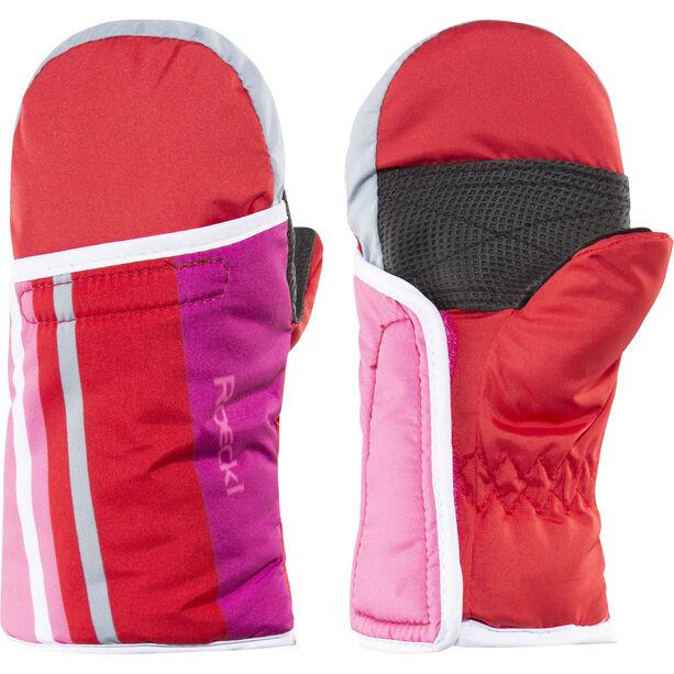Roeckl Four Ski Gloves Barn red
