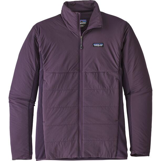 Patagonia Nano-Air Light Hybrid Jacket Herr piton purple