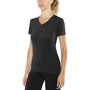 Craft Essential VN SS Shirt Dam black black