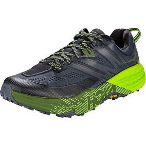 Hoka One One Speedgoat 3 Running Shoes Herr ebony/black ebony/black