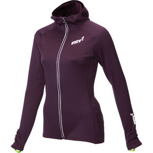 inov-8 Technical Mid FZ Hoodie Dam purple purple