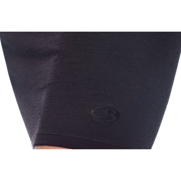 Icebreaker Yanni Tee Dress Dam black