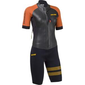 Colting Wetsuits Swimrun Go Wetsuit Dam black black