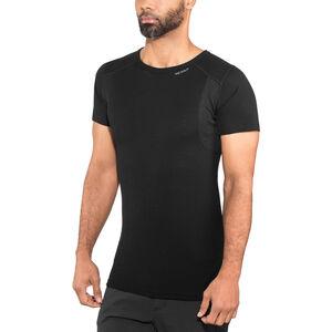 Devold Hiking T-shirt Herr black black