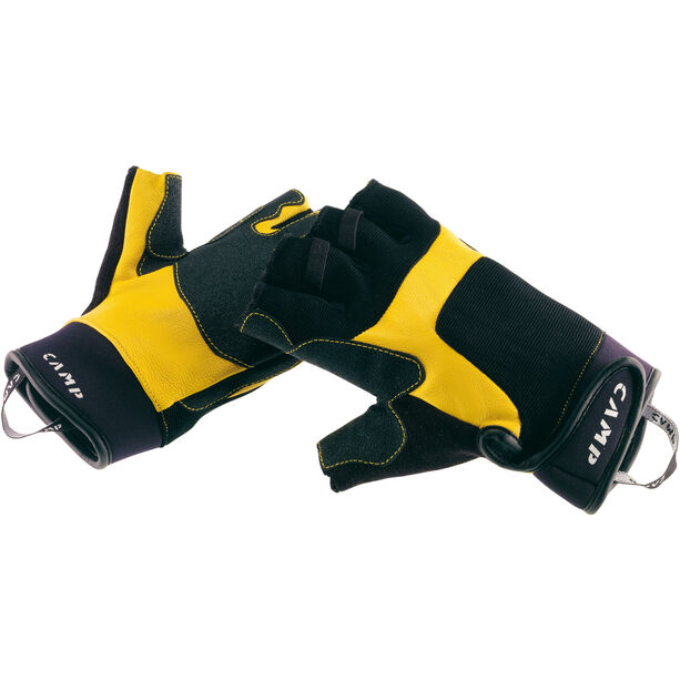Camp Pro Fingerless XS black/yellow