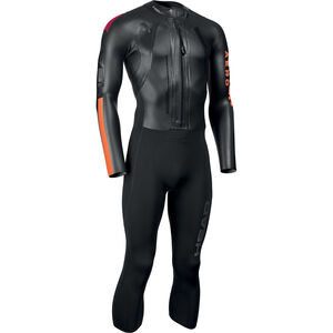 Head SwimRun Aero Suit Herr black/orange black/orange
