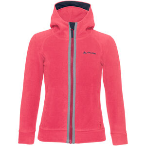 VAUDE Cheeky Sparrow Jacket Flickor bright pink bright pink