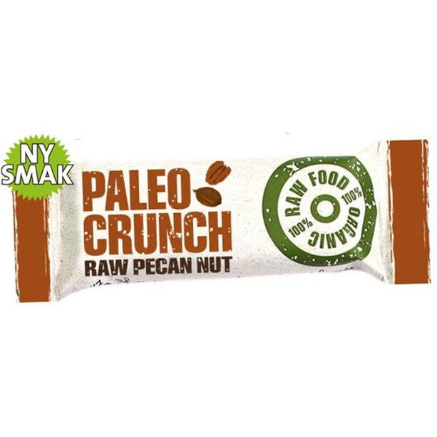 KLEEN Paleo Crunch Energy Bar The Nutty One 47g