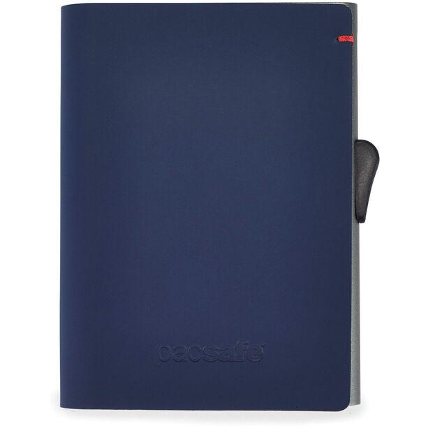 Pacsafe RFIDsafe TEC Slider Wallet navy/red