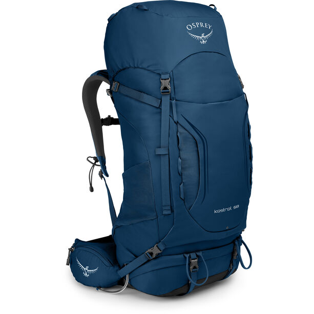 Osprey Kestrel 58 Backpack Herr loch blue