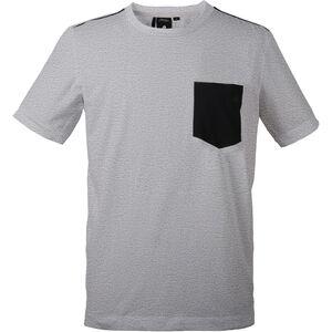 Didriksons 1913 Denny T-shirt Herr grey melange grey melange
