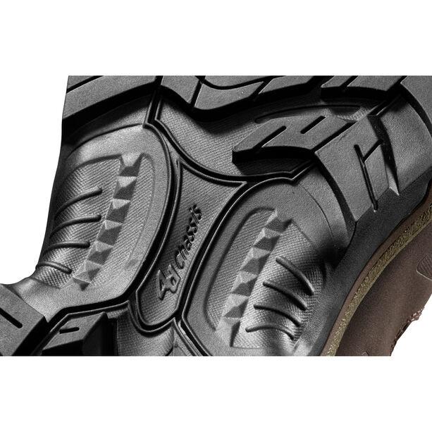 Salomon Quest Winter GTX Shoes Herr bungee cord/delicioso/black