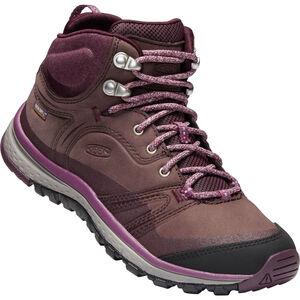 Keen Terradora Lea WP Mid Shoes Dam peppercorn/wine peppercorn/wine