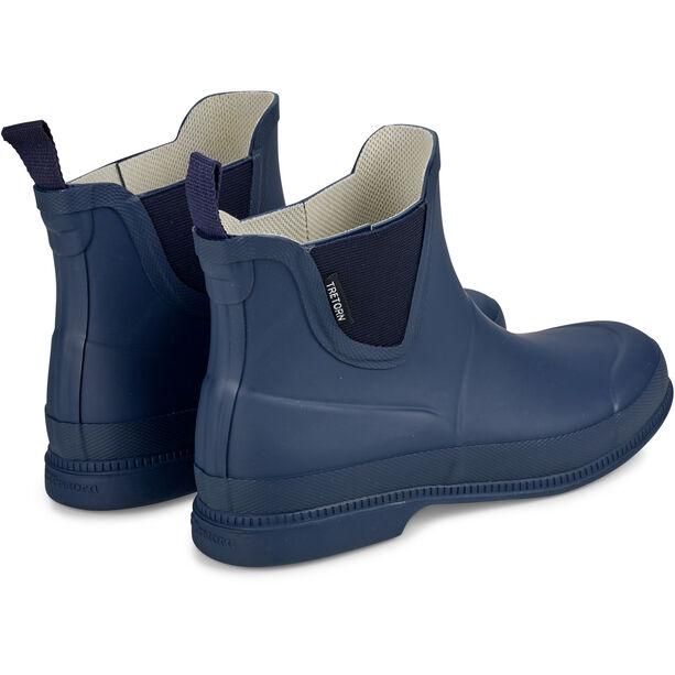 Tretorn Eva Låg Rubber Boots Women Dam navy