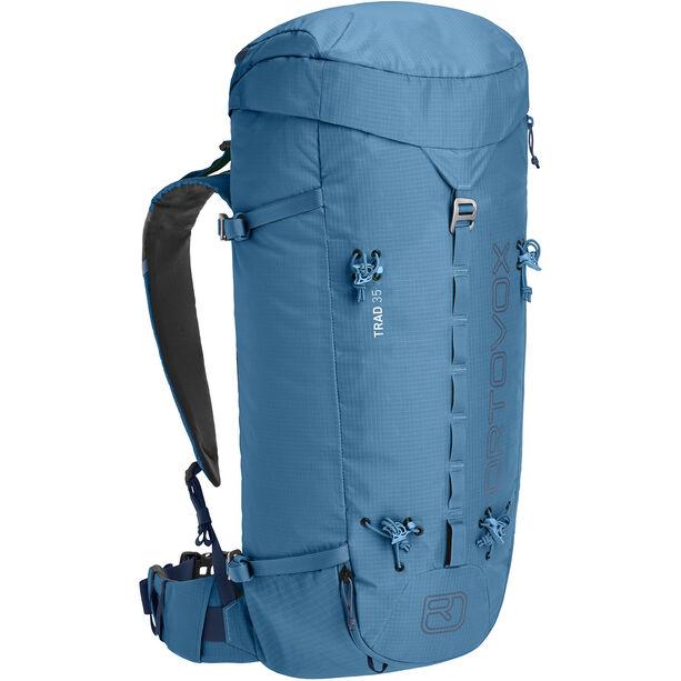 Ortovox Trad 35 Climbing Backpack blue sea
