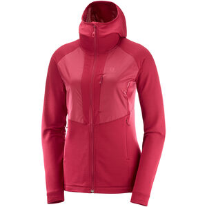 Salomon Grid FZ Midlayer Dam rio red rio red