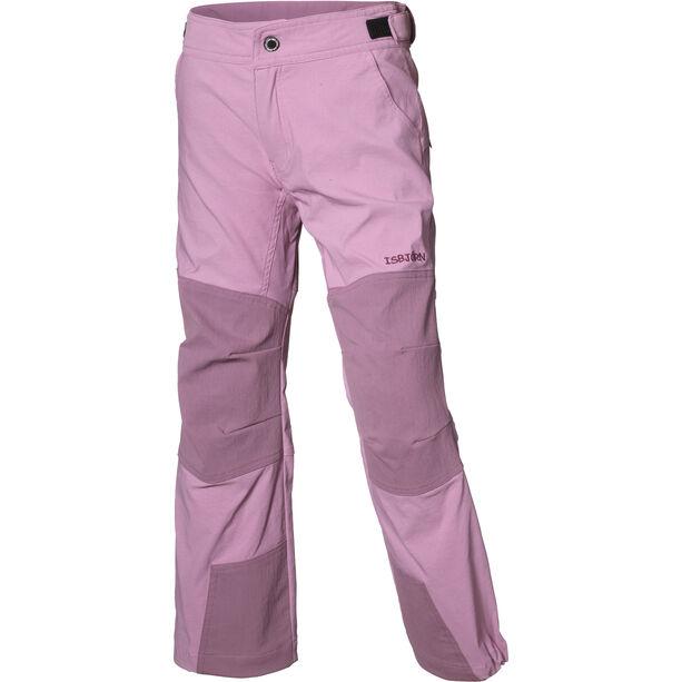 Isbjörn Trapper Pants II Barn dusty pink