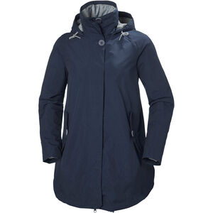 Helly Hansen Sendai Rain Coat Dam evening blue evening blue