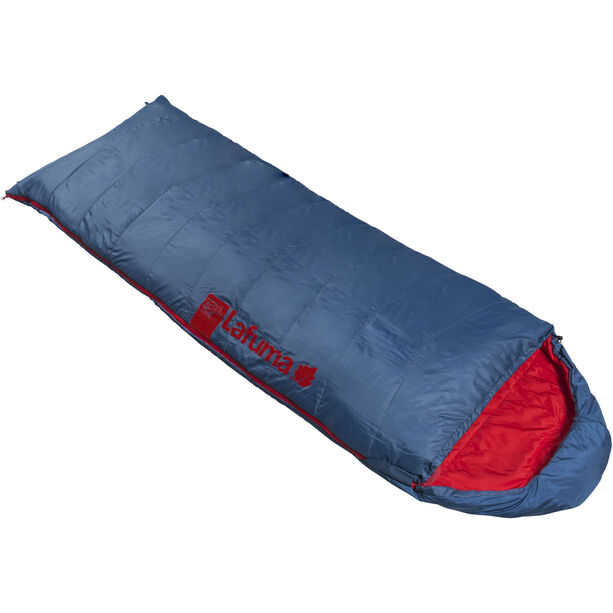 Lafuma Active 10° XL Sleeping Bag insigna blue/vibrant red insigna blue/vibrant red
