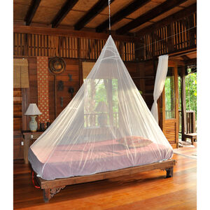 Cocoon Travel Mosquito Net Single white white