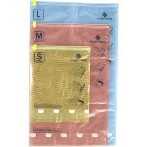 Eagle Creek Pack-It Compression Sac Set S/M/L Luggage Organization multicolor multicolor
