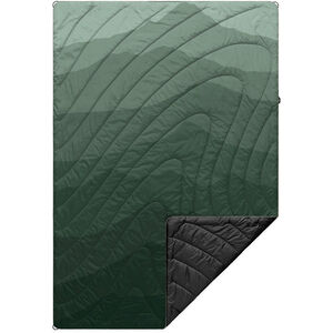 Rumpl Original Puffy 1P Blanket cascade fade cascade fade