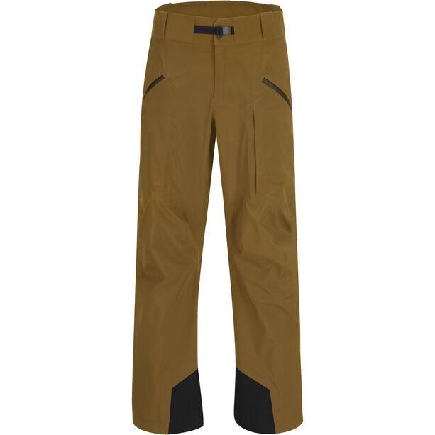 Black Diamond Miion Pants Herr dark curry