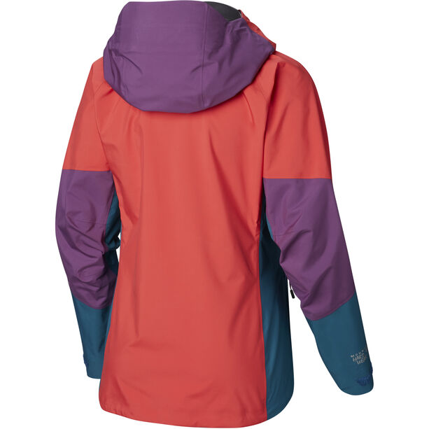 Mountain Hardwear Exposure/2 Gore-Tex Pro Jacket Dam fiery red
