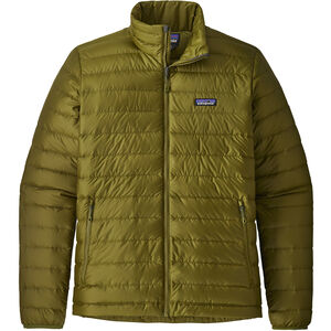 Patagonia Down Sweater Herr willow herb green willow herb green