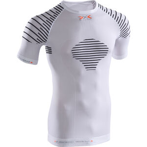 X-Bionic Invent Summerlight Shirt SS Herr white/black white/black