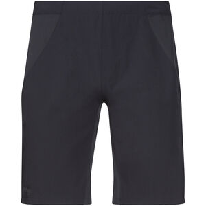 Bergans Fløyen Shorts Herr black/solid charcoal black/solid charcoal