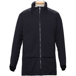 Alchemy Equipment Primaloft Insulated City Coat Herr Dark Navy Dark Navy