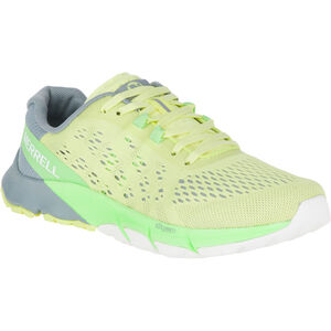 Merrell Bare Access Flex 2 E-Mesh Shoes Dam sunny lime sunny lime