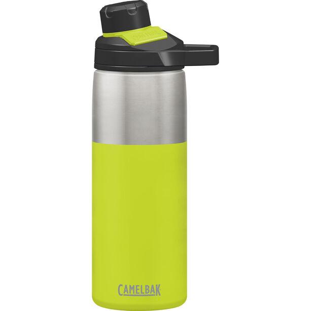 CamelBak Chute Mag Vacuum Insulated Stainless Bottle 600ml lime